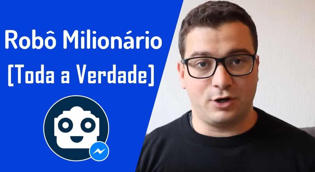 Robô Milionário do João Pedro